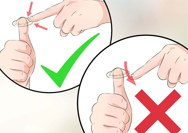 Cách sử dụng bao cao su