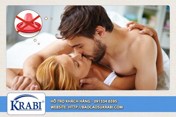 Phần lớn các cặp đôi sẽ ngưng sử dụng bao cao su khi kết hôn.