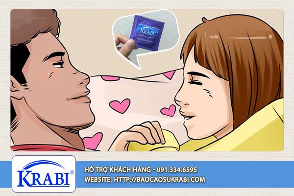 Krabi_Phòng tránh các bệnh về tình dục hiệu quả