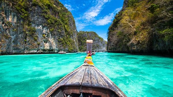 Đảo ngọc Krabi và câu chuyện chưa kể về chuyện tình đẹp như mơ