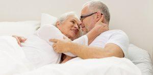 Tình dục tuổi già: Nhu cầu cần được sẻ chia